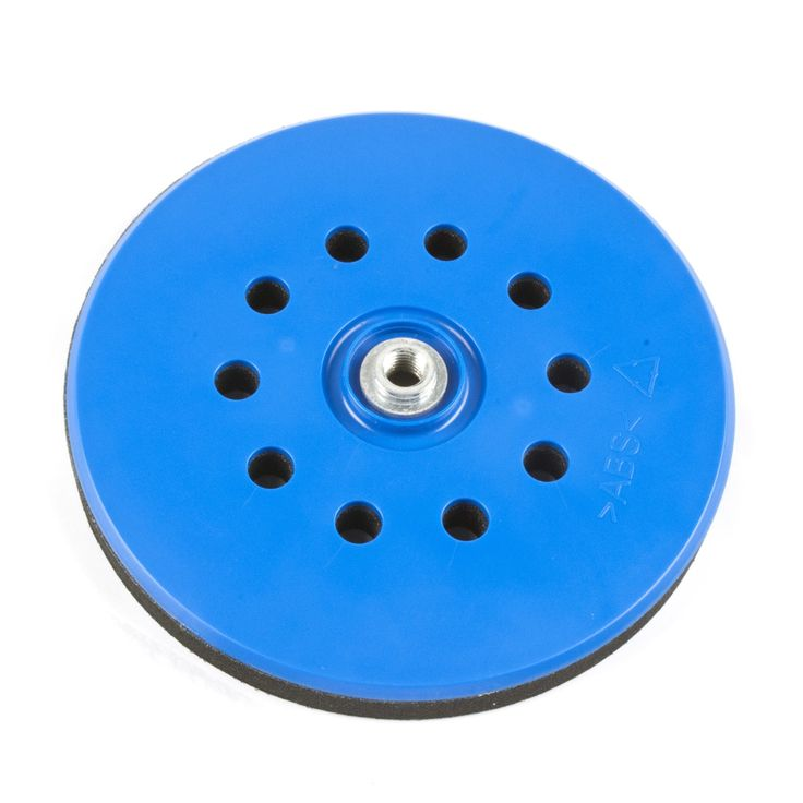 ALEKO VISCID Disk with Holes for ALEKO 690L and 690F Drywall Sander. Aleko viscid disk with holes for Aleko 690F drywall sander. Diameter: 9 inch (22cm). This viscid disk is universal and can be used in any model of sander (690F, 690L, 690D and 690E).