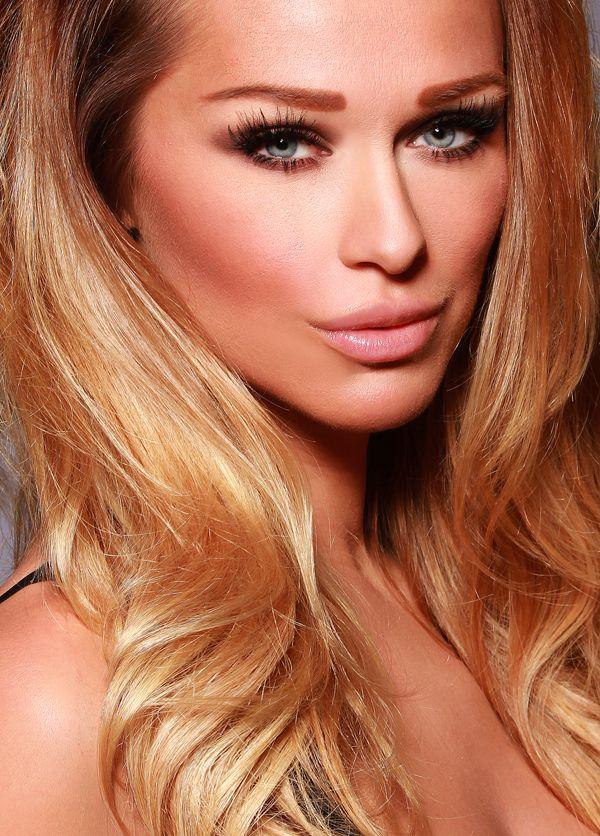 Viva Glam Magazine - Victoria's Secret Makeup Look Using Purely You Minerals