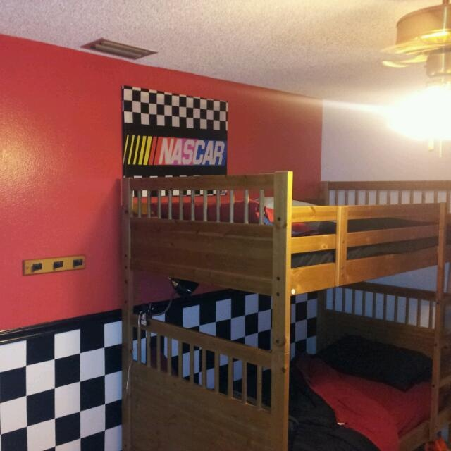Nascar Bedroom Furniture Enchanting 50 Best Nascar Boys Room Ideas Images On Pinterest  Nascar Sprint . Decorating Inspiration