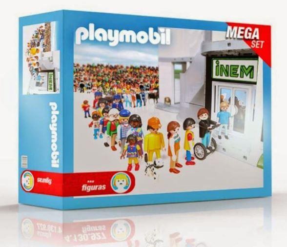 Articulo De Raul Exposito Sobre El Mercado De Trabajo Playmobil