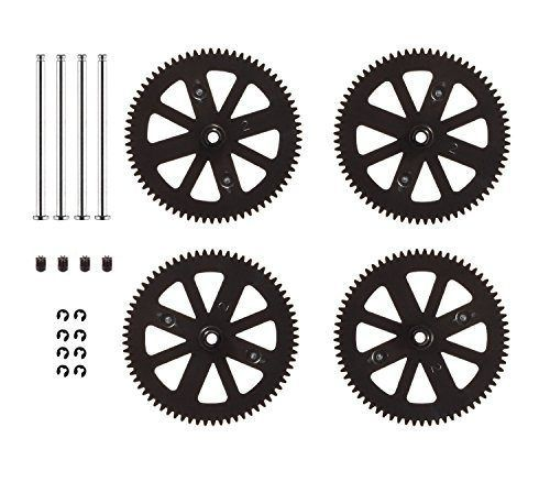 Parrot AR Drone 2.0 Pinion and Spur Gears HONBAY Upgraded Design and Material Orange Parrot AR Drone 1.0 & 2.0 Repair Gears Replacement pinion and spur Spare parts - http://www.midronepro.com/producto/parrot-ar-drone-2-0-pinion-and-spur-gears-honbay-upgraded-design-and-material-orange-parrot-ar-drone-1-0-2-0-repair-gears-replacement-pinion-and-spur-spare-parts/