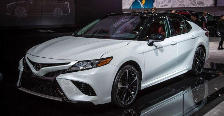 Toyota Camry 2018 – sự lột xác ngoạn mục