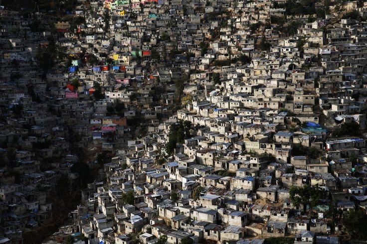Haiti   Yann Arthus-Bertrand http://www.thextraordinary.org/yann-arthus-bertrand