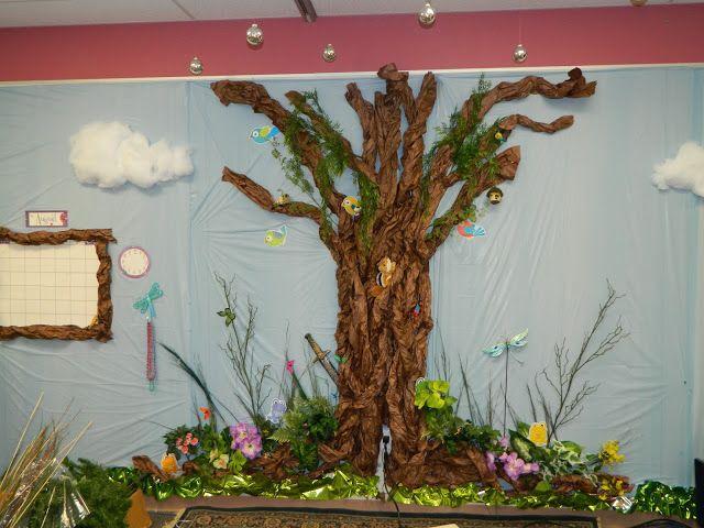 Classroom Decoration Forest ~ Best classoom ideas images on pinterest classroom
