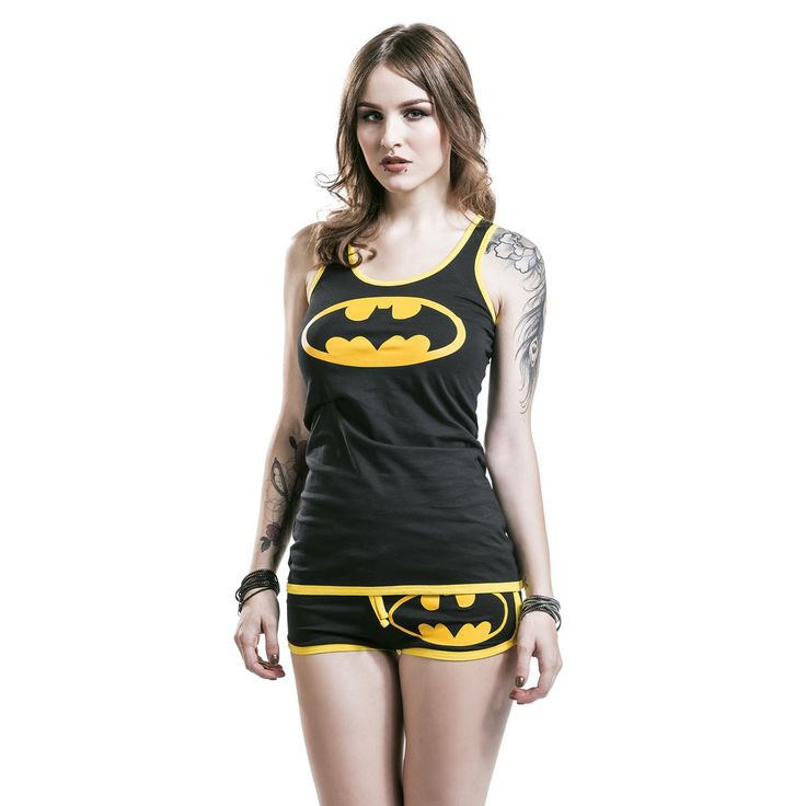 "Top donna ""Logo"" di #Batman."