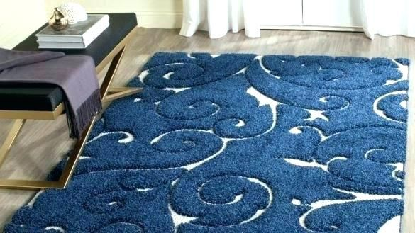 Navy Blue Area Rug 5x7 5x7 Area Rug Rugs Blue Area Rugs