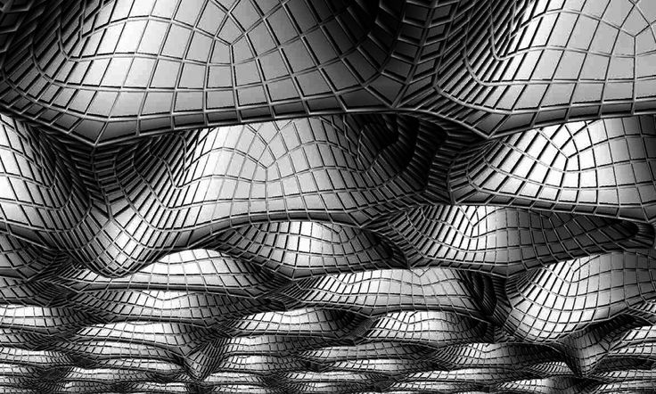 Image: Miguel Coppel (Spain) VI Edition students #parametricdesign #rhino3d #master #course #rhinoceros #grasshopper3d #revit #3Ddesign #3Dmodeling #architecture #nurbs #madrid #advanced