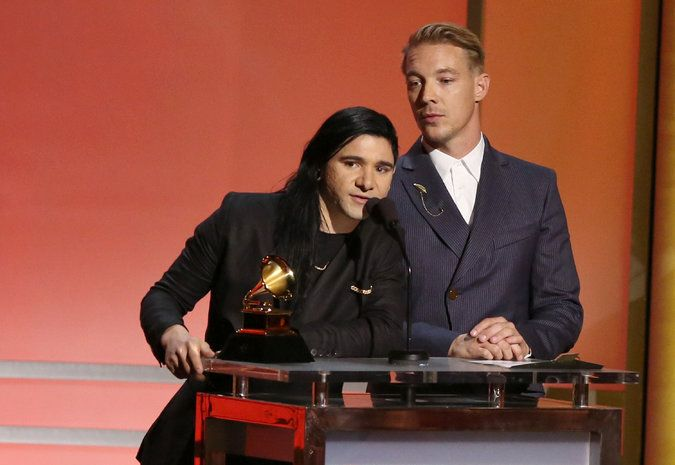Grammy Winners 2016 - The New York Times