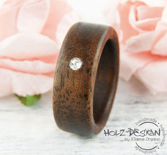 76 besten Holz Ringe Fingerringe