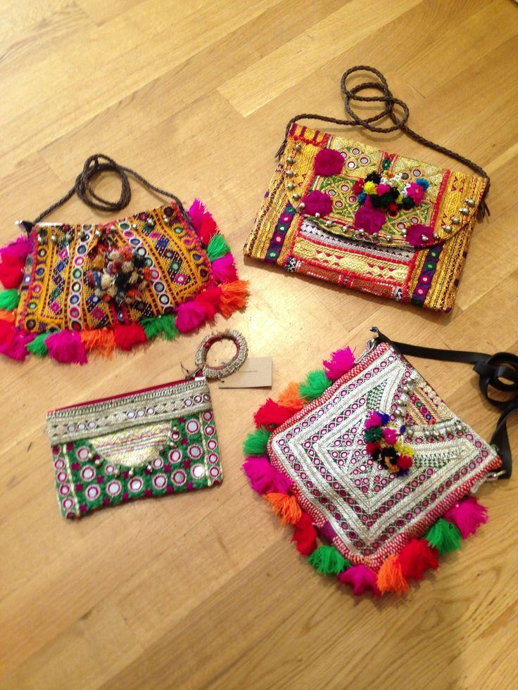 Muzungu Sisters unique handbags!