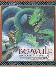 Cover of: Beowulf by Michael Morpurgo