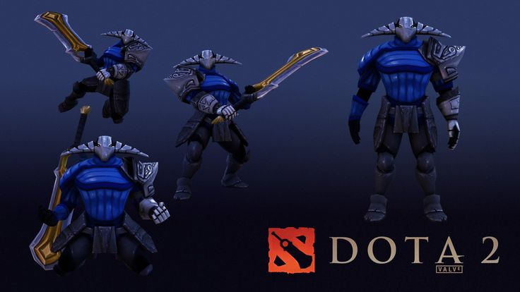 Dota2 Sven, Sung Jae Park on ArtStation at https://www.artstation.com/artwork/dota2-sven_wip