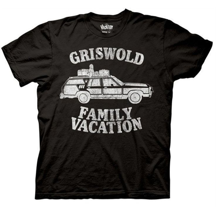 National Lampoon's Griswold Family Vacation Official T-Shirt