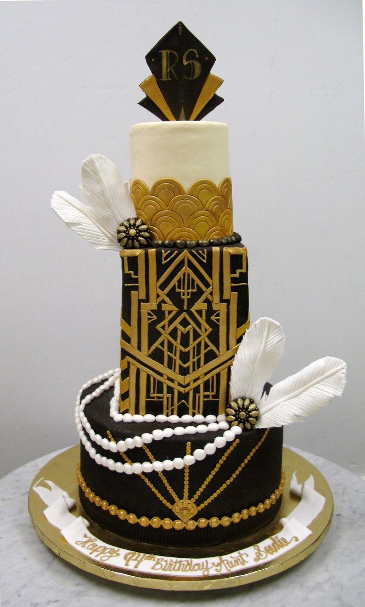 35 best Art Deco Wedding Ideas & Invitations images on ...