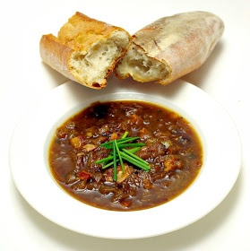 Within the Kitchen: Roasted Onion Soup