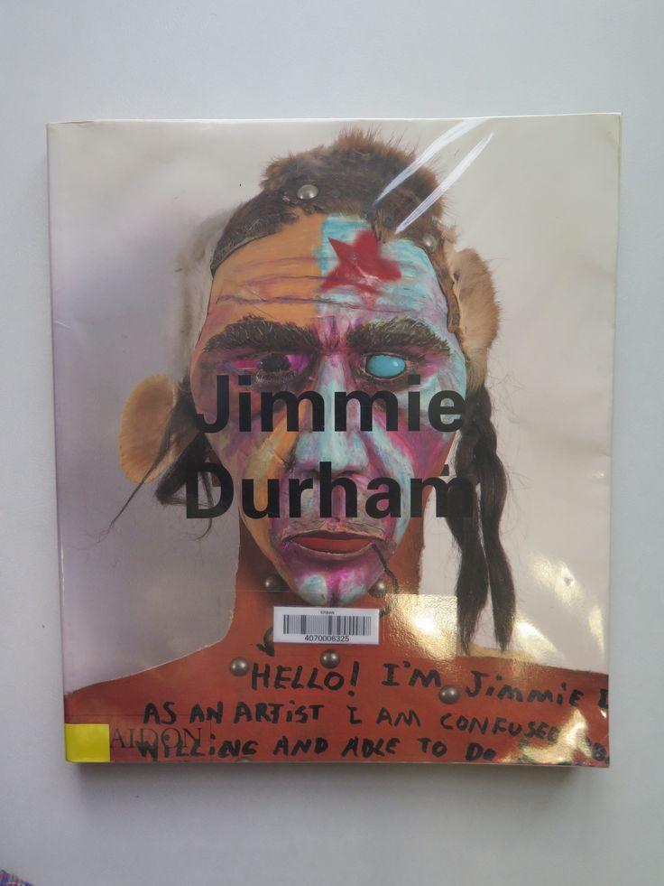Jimmie Durham, Monographie de l'artiste