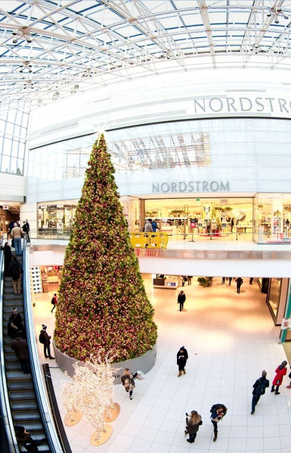 Rideau Centre Shopping Mall , Ottawa
