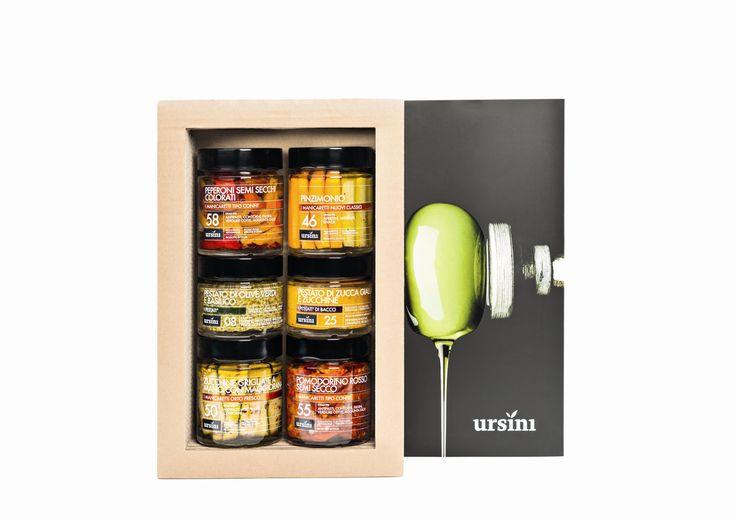 Gift box #Ursini #idea, #gift, #packaging