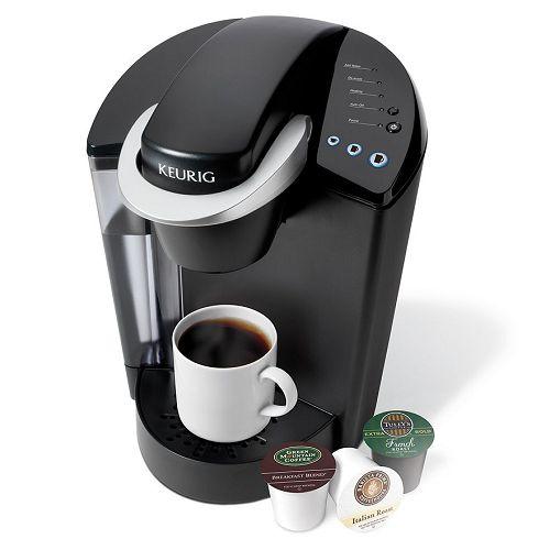 Keurig K45 B40 Elite Coffee Brewer As Low As $67.99 Shipped!! (Reg $149.99) - http://couponingforfreebies.com/keurig-k45-b40-elite-coffee-brewer-low-67-99-shipped-reg-149-99/