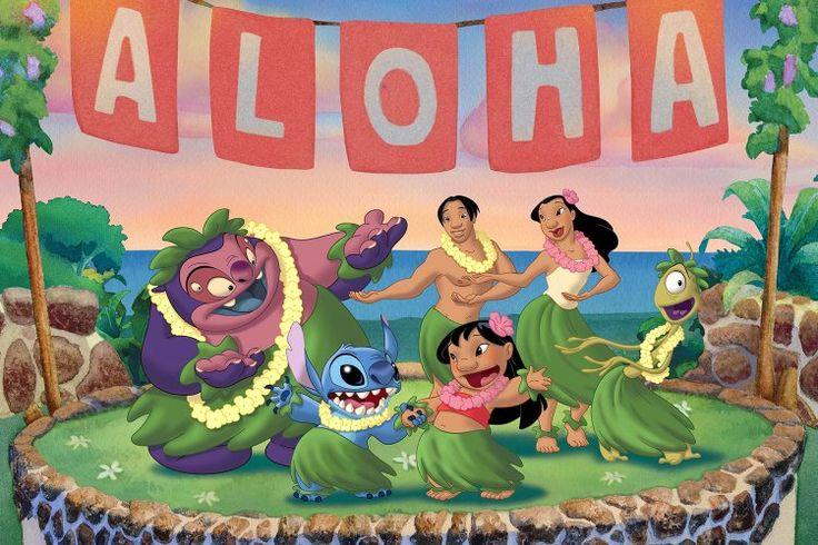 США, ГАВАЙИ  «Лило и Стич»  Если ты поклонница захватывающих приключений Лило и Стича, то тебе стоит съездить на Гавайи! Там тебя ждут изумрудные джунгли, экзотические фрукты, бескрайние пляжи и великолепный океан. Но если на островах мечты побывать пока не получается, есть альтернатива — вечеринка в гавайском стиле. Все, что тебе понадобится — это свежие фрукты, ожерелья из цветов, музыкальный аккомпанемент на укулеле (легко найдешь в интернете) и отличное настроение!