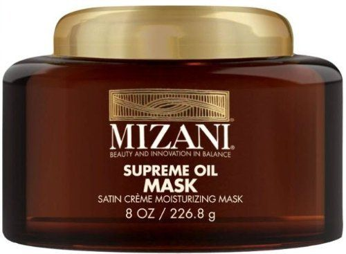 Mizani Oil Mask, Supreme, 8 Ounce by MIZANI -- Read more reviews of the product by visiting the link on the image. (This is an Amazon affiliate link)