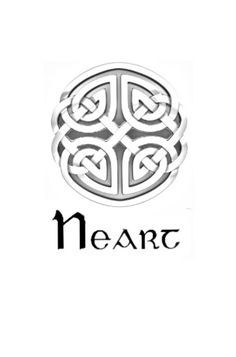 "Celtic symbol for strength and ""neart"" means strength in gaelic. Would love either symbol or word as tattoo #celtic #tattoos"