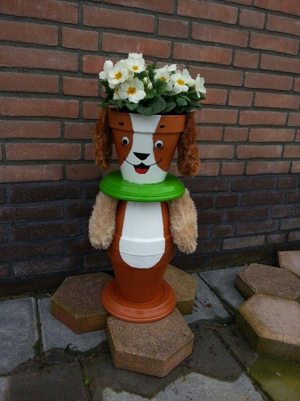 Creatief met potten