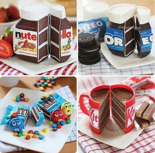 This is such a good idea! Birthday cake this year? I think so! :)