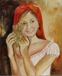 Picture   A is for Art, Isaura Xavier de Campos  http://mypassionforportugal.com/my-a-to-z-passions-for-portugal.html