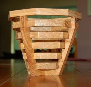 Elevated Scroll Saw Baskets Patterns  ScrollBench.com