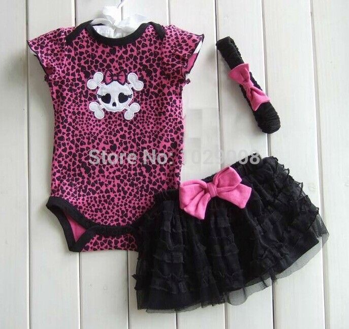 >> Click to Buy << Children's clothing original single Baby Coverall Baby summer suit  Romper + headband + Tutu  skirt #Affiliate