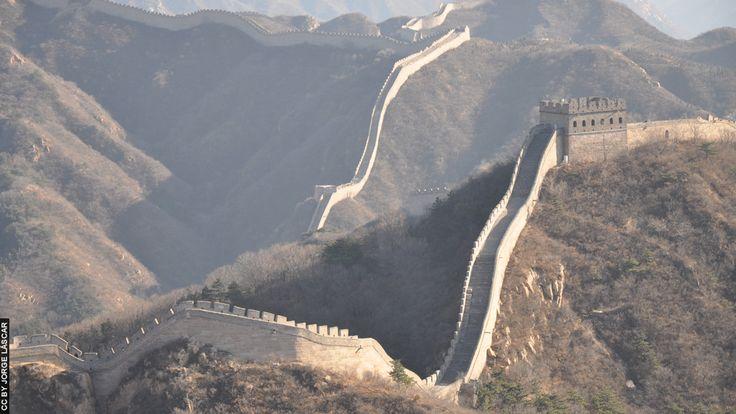 A Grande Muralha, Pequim