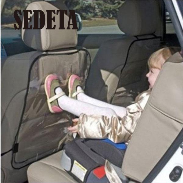 車の自動車シートバックプロテクター車のカバー後部座席用子供赤ちゃんkickマット保護から泥汚れ品質