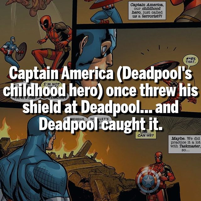 If one other hero could appear in Deadpool 2, who would you want it to be? | Follow @memesofheroes |