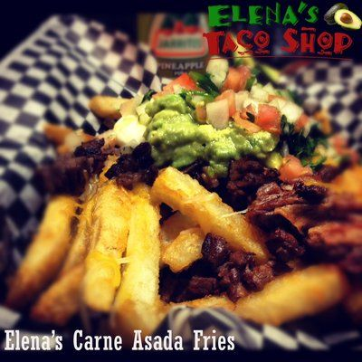 Elena's Taco Shop Memphis, TN | jpg  If you are ever in Memphis, you must eat here and try their Carne Asada Fries.  They are great!