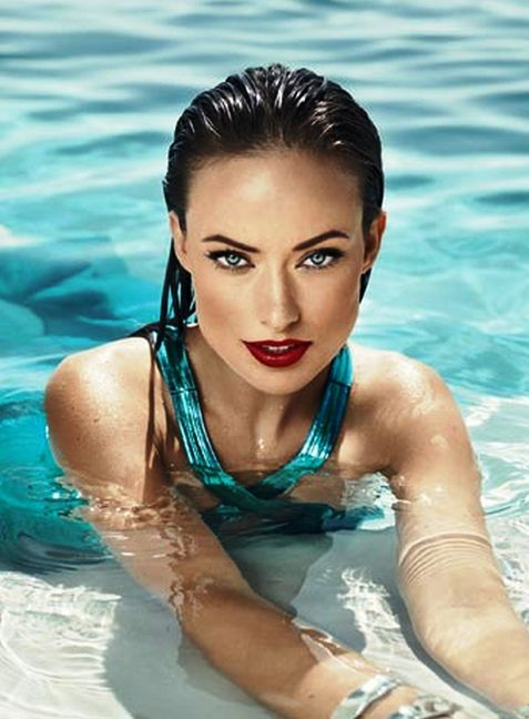 """""""Weakness is something we don't like to admit we have. We hold it against people, until we experience it, and then we feel more compassion for it."""" Pisces Lady Olivia Wilde"""
