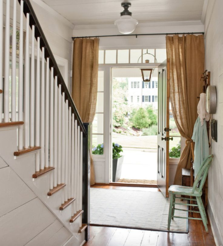 120 best images about enticing entries, hallways & stairs on ...