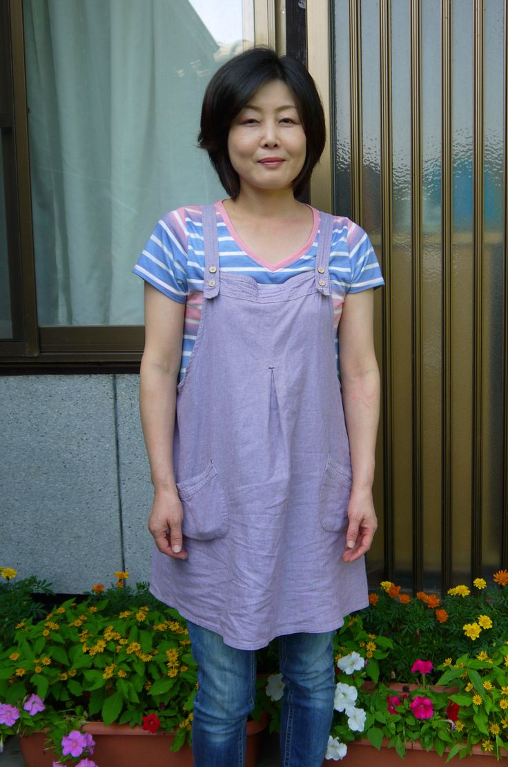 Miho Nagata, a grower-artisan in Aso, Kumamoto, stopped by for a visit.