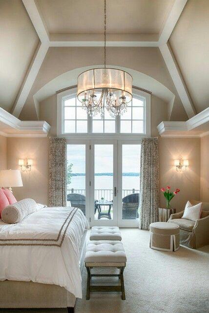 129 best Modernes Schlafzimmer images on Pinterest Bedroom ideas - wandgestaltung schlafzimmer dachschräge