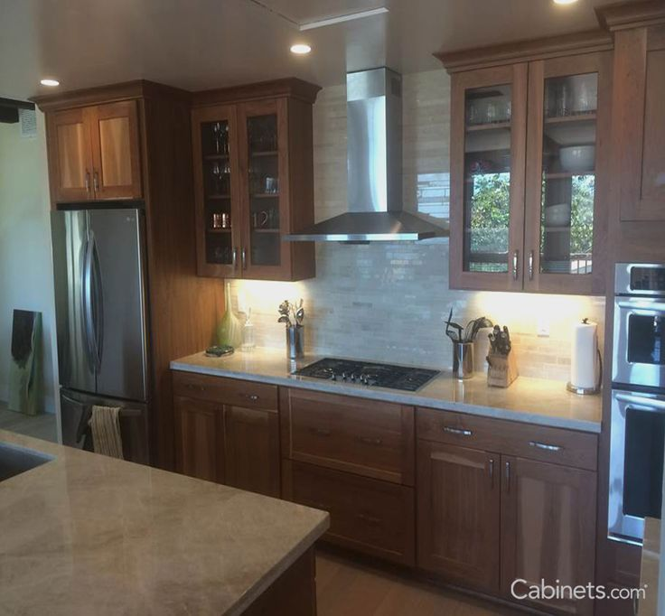 Kitchen Cabinet Skins: 1000+ Images About Cherry Cabinets On Pinterest