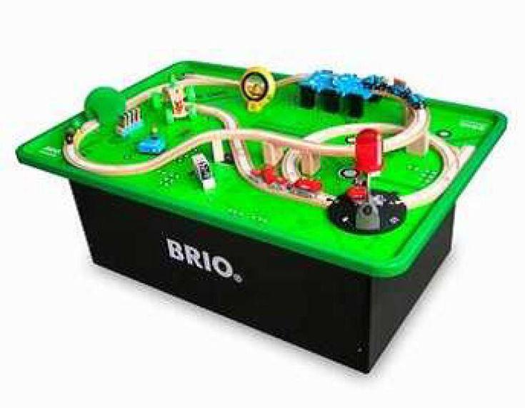 Brio Netwerk Treintafel - Kinderspel®