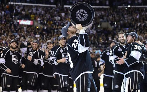 Victory.: Kiss, Stanleycup, Captain Dustin, New Jersey Devil, La King, Los Angeles, Dustin Brown, The Angel King, Stanley Cups