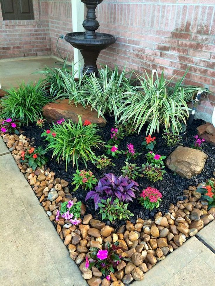 80 Awesome Spring Garden Ideas for Front Yard and Backyard