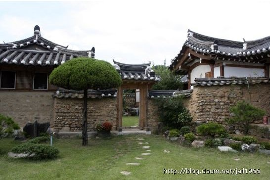 한개마을 하회댁  출처는 http://blog.daum.net/jail1966/9734519
