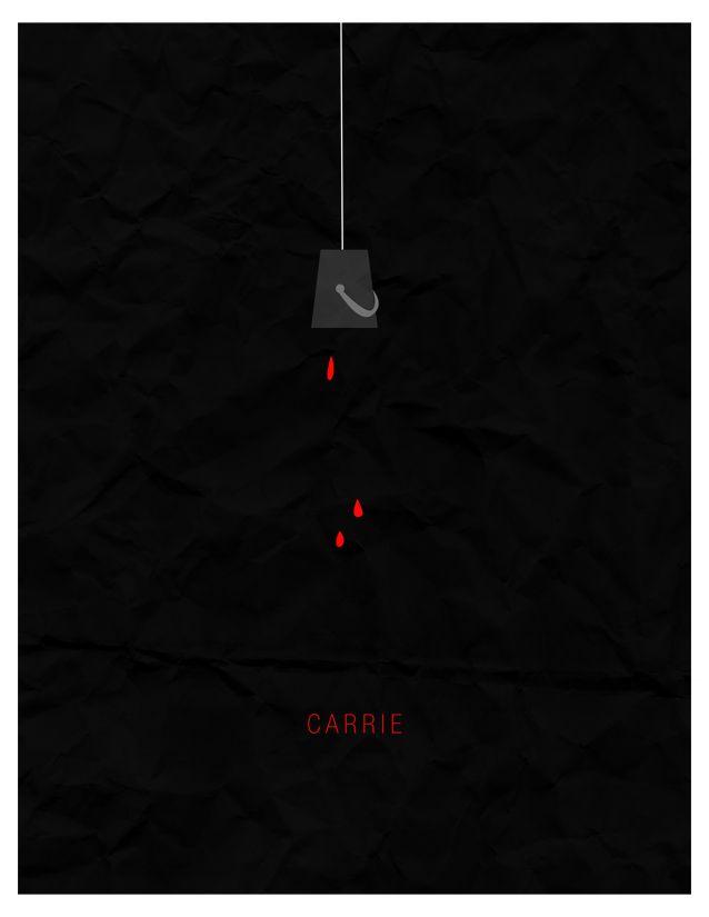 Carrie by Chris LoCasto: Amazing Movie, Movie Posters, Roads Movie, Carrie Movie, Favourit Movie, Movie Tv Posters, Favourite Movies, Alternative Movie Tv, Movie Art