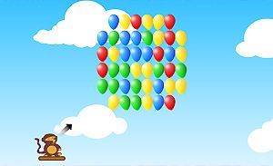 Bubble Shooter Balloons-Free Game Online |