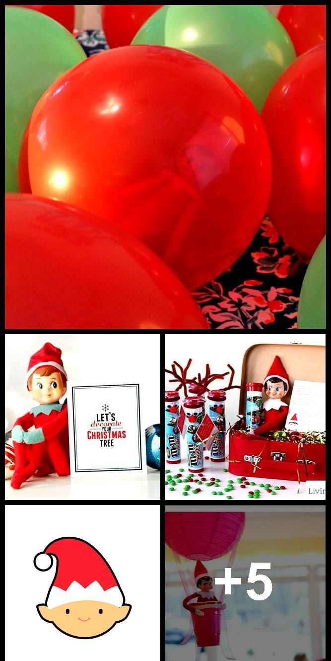 Elf on the Shelf Edition + Personalized Christmas Eve Box, #Box