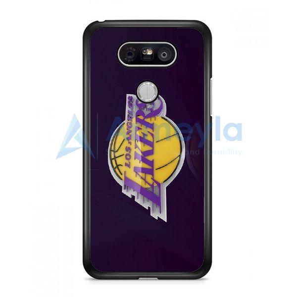 La Lakers Los Angeles Basketball Nba LG G5 Case   armeyla.com