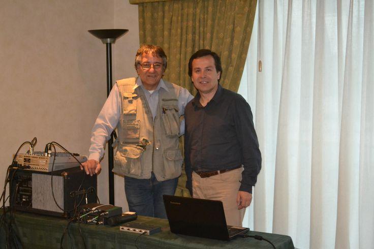 "Felipe Carabantes - Juan ""Palomo"" Fuentes"