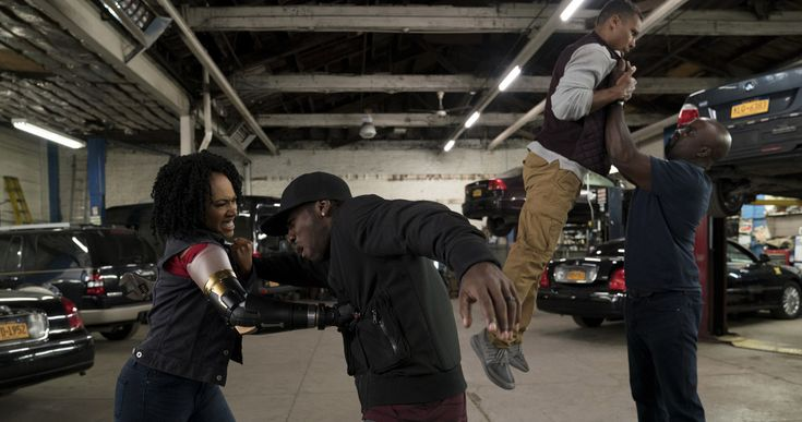 Luke Cage Season 2 Trailer Arrives, Release Date Announced -- Netflix offers a sneak peek look at all-new Luke Cage episodes, as the series prepares for its summer return only on Netflix. -- http://tvweb.com/luke-cage-season-2-trailer-premiere-date/